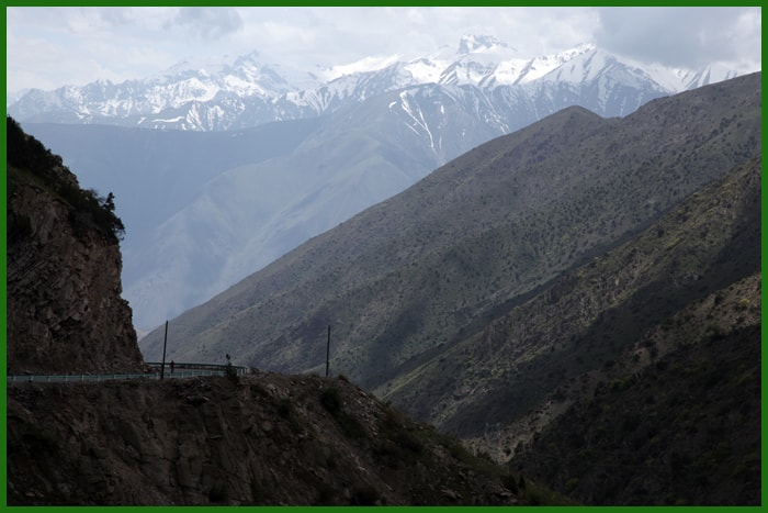 Superb Highlands, Tajikistan tours.